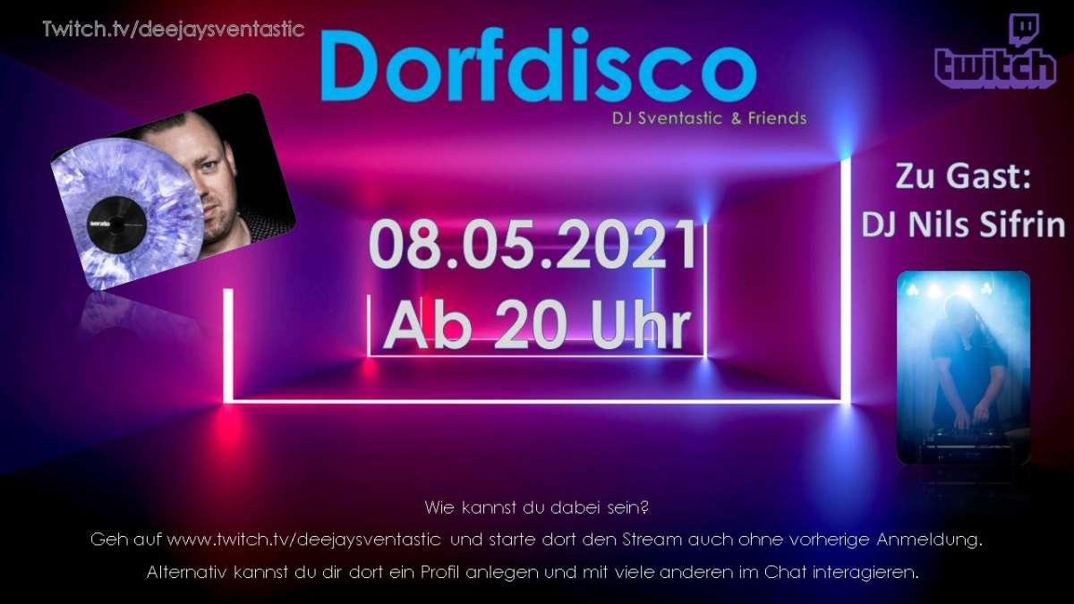 Dorfdisco Live!