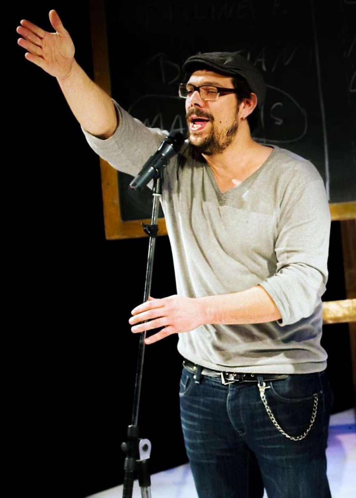 81. Slamrock Poetry Slam