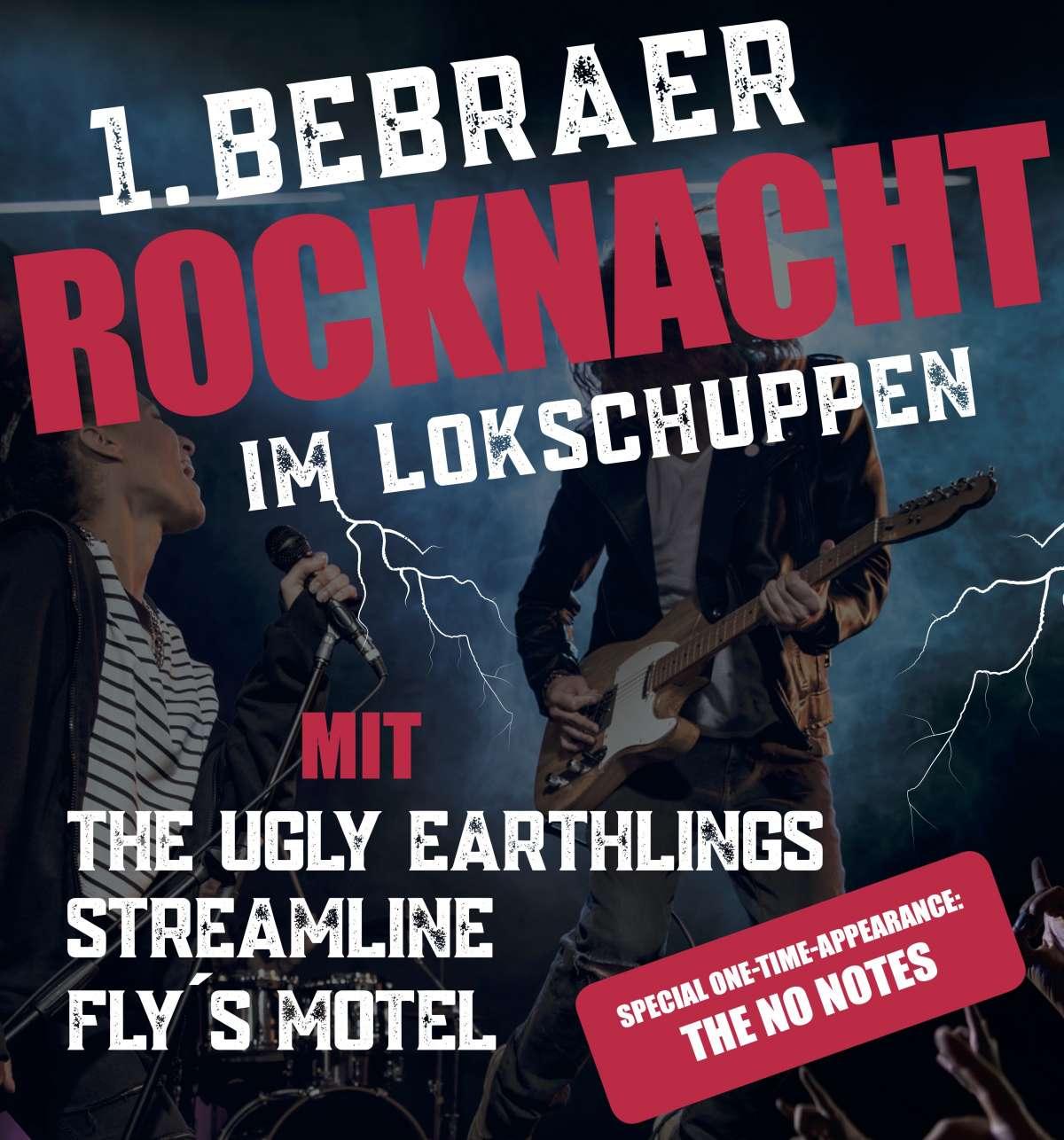 1. Bebraer Rocknacht