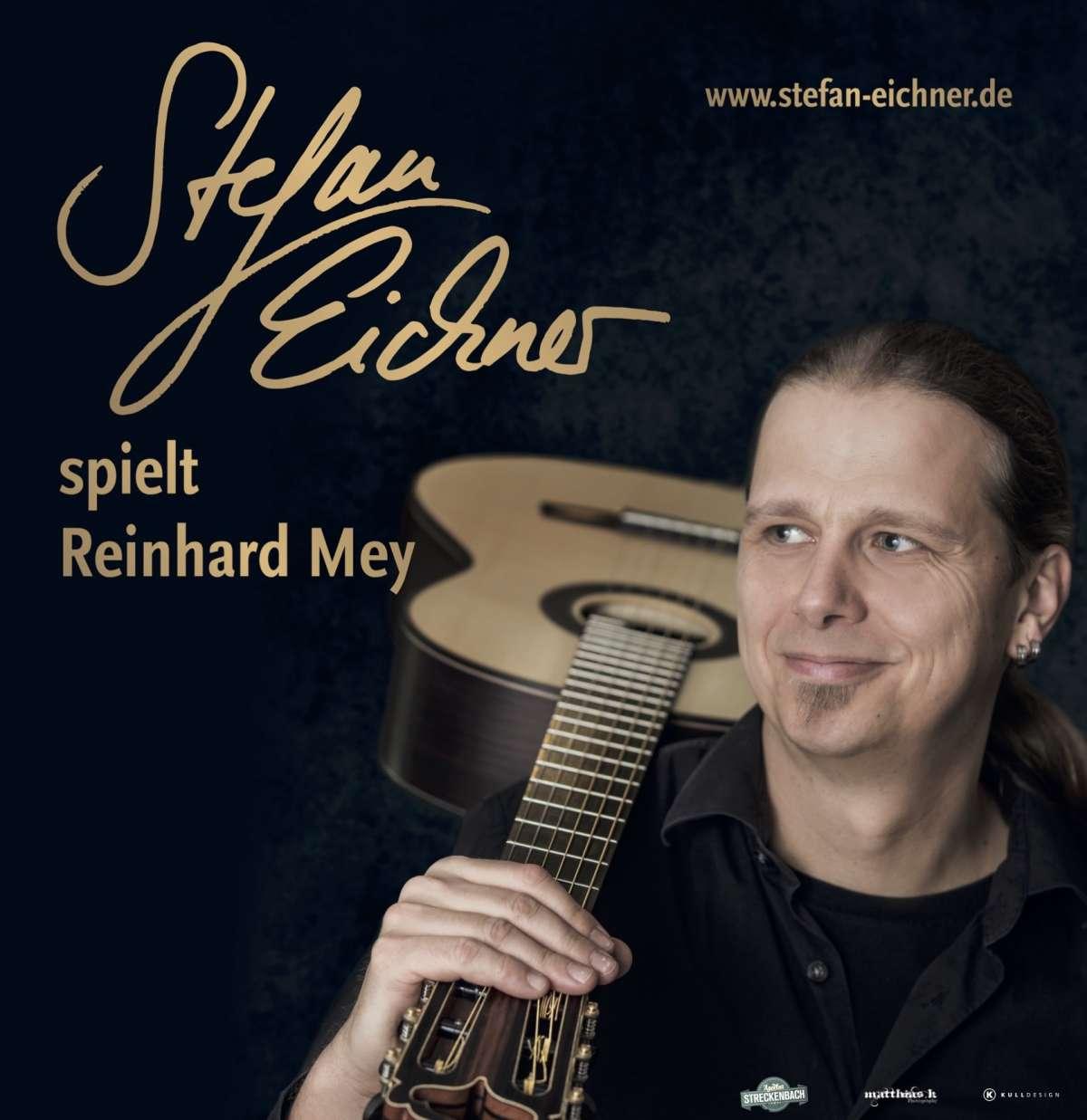 Stefan Eichner spielt Reinhard Mey