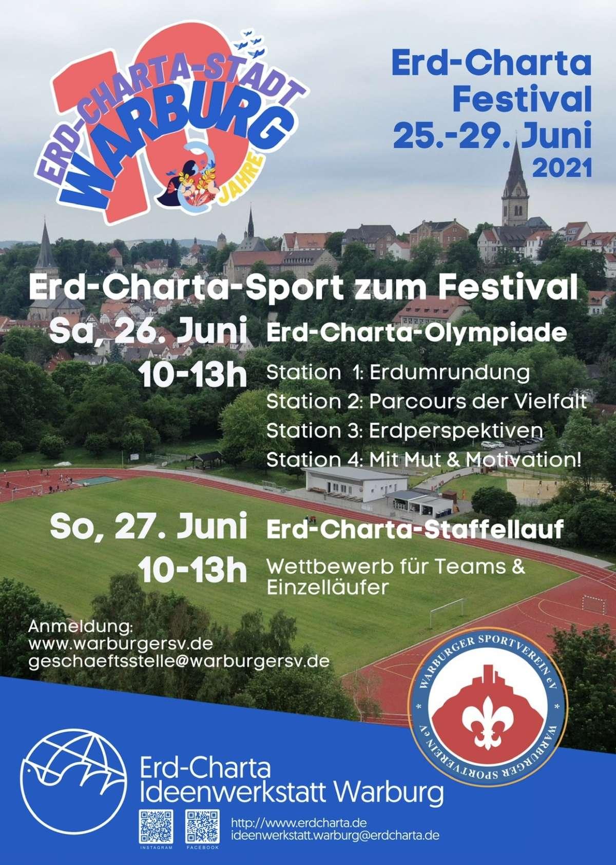 Erd-Charta-Olympiade