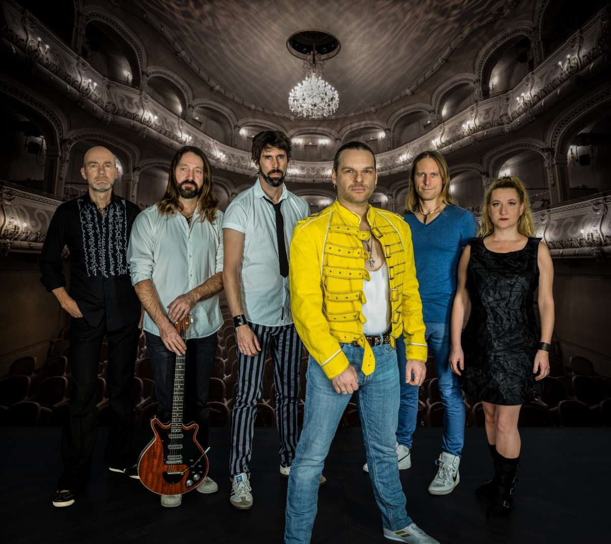 Rietberg Open Air 2021: Bohemian Rhapsody
