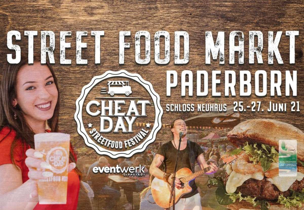 Cheatday Street Food Markt