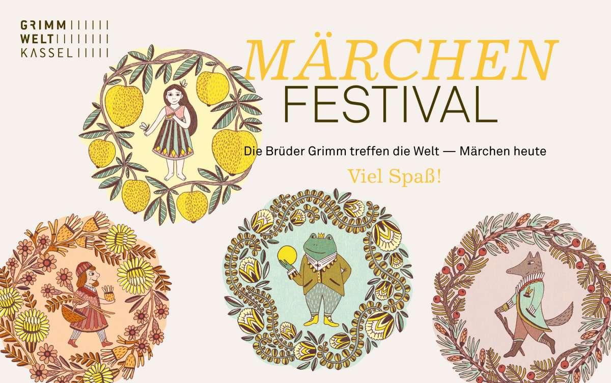 Märchen-Festival: »Die Brüder Grimm treffen die Welt – Märchen heute«