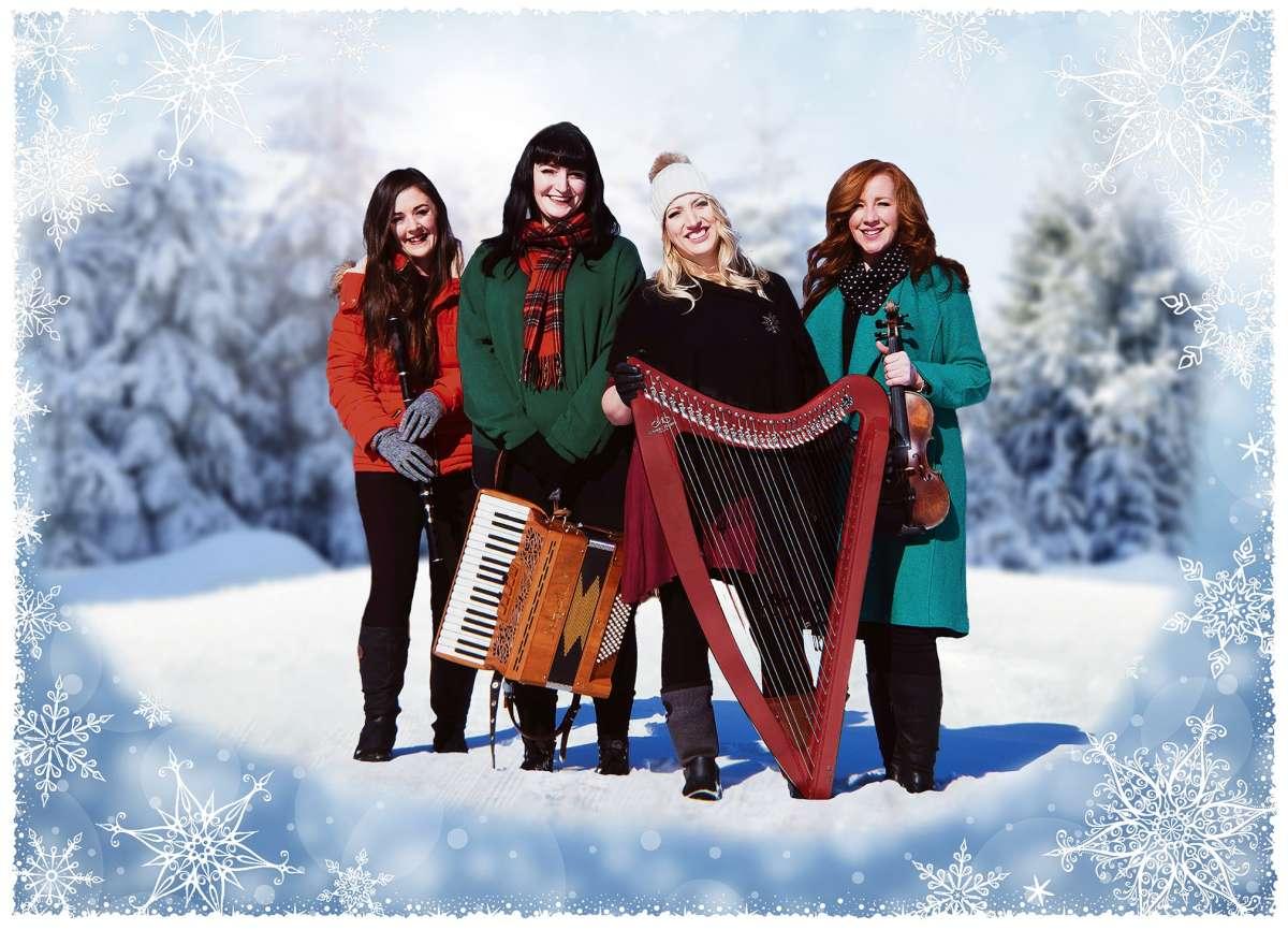 The Essence of Irish & Scottish Christmas