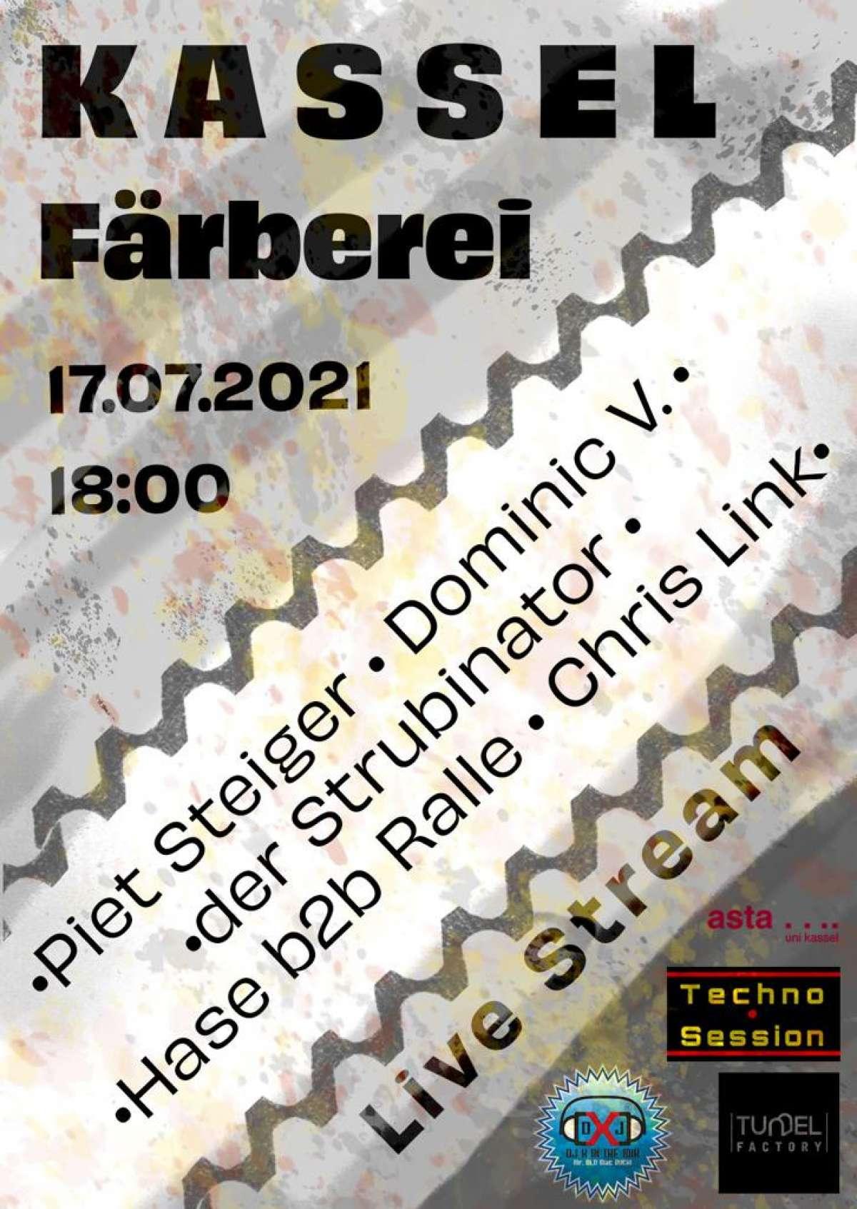 DJ Livestream