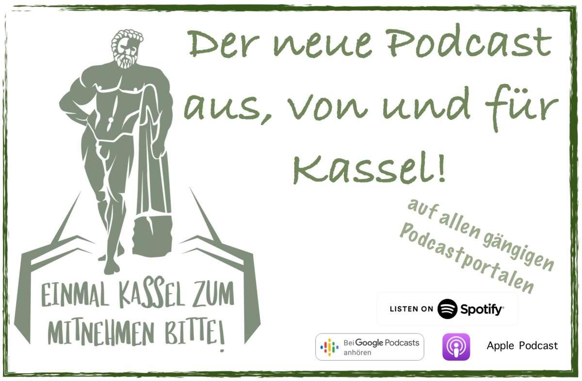 Einmal Kassel zum Mitnehmen bitte! mit dem Kinderhospizdienst KS