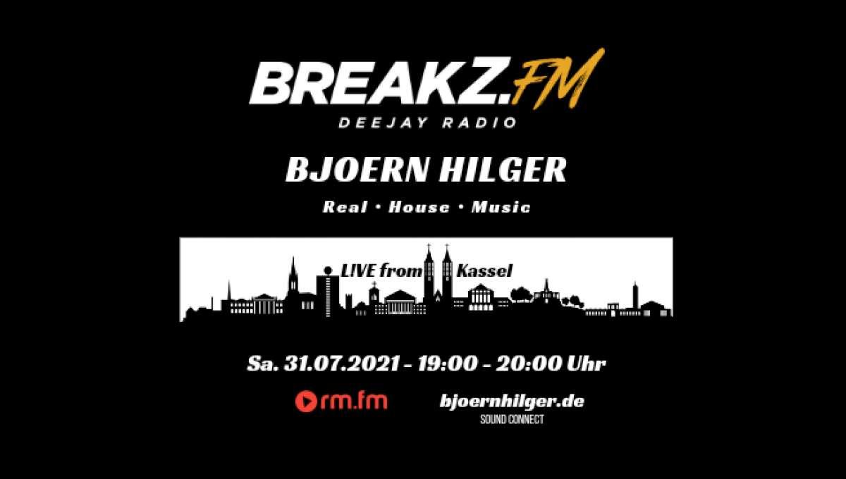 L!ve from Kassel - Breakz FM Radio Show