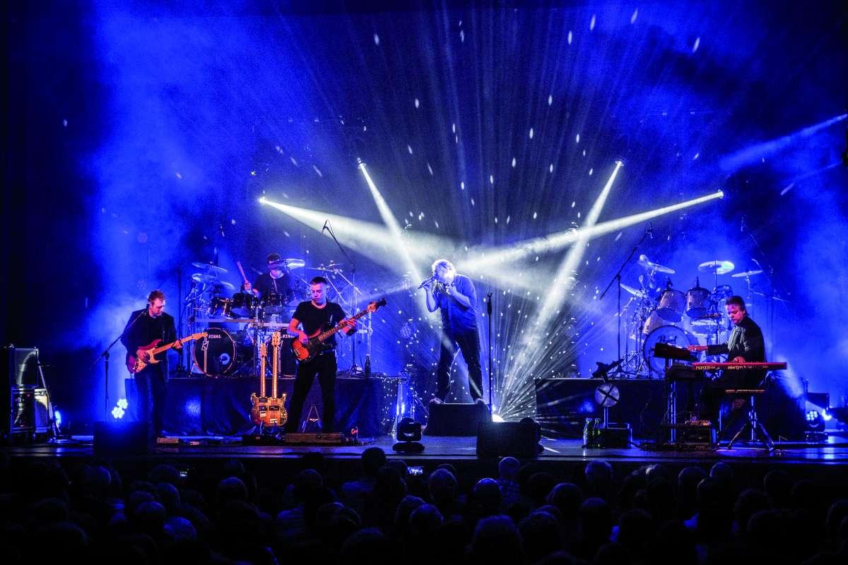 Europas größte Genesis Tribute Show