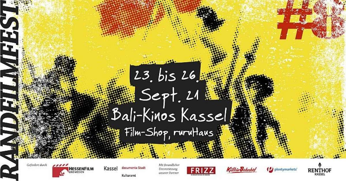 8. Randfilmfest: Panel mit Lesung, Talk und Kurzfilmen