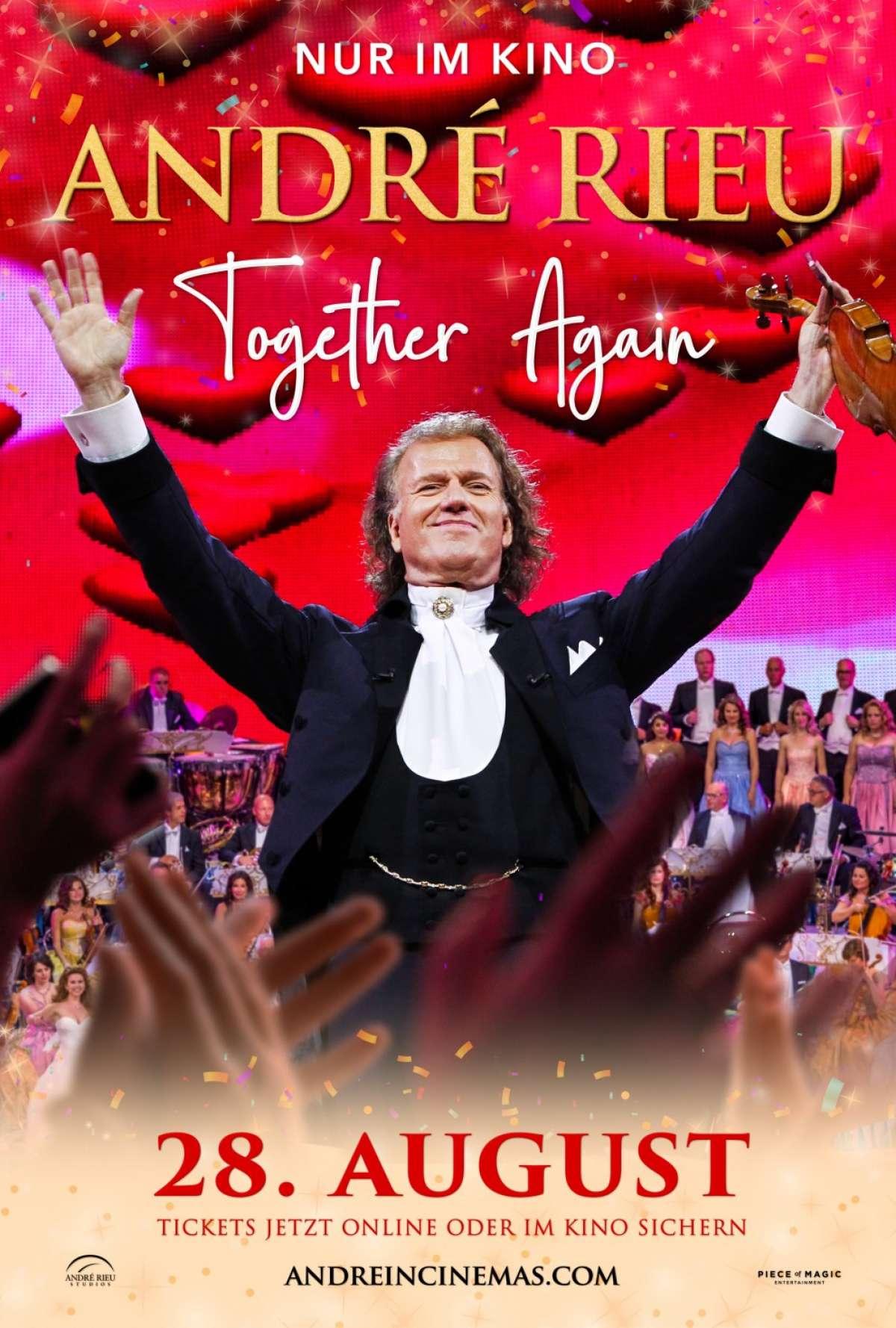 Konzert André Rieu - Together Again