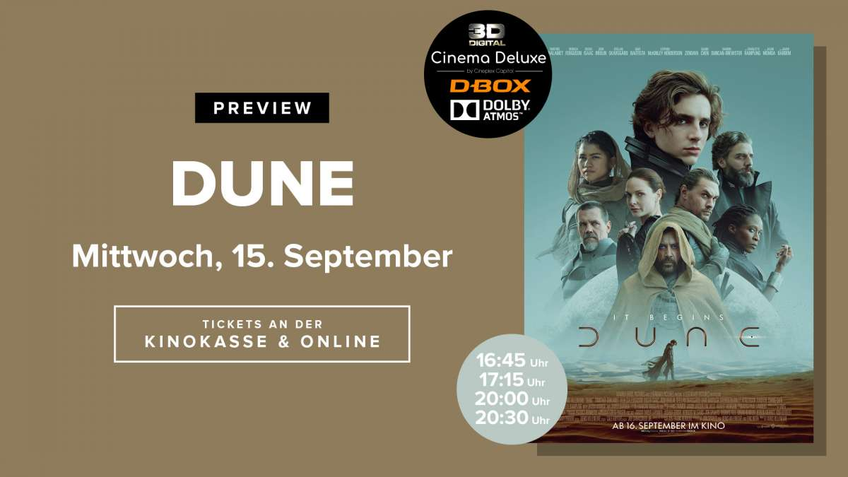 Preview: Dune