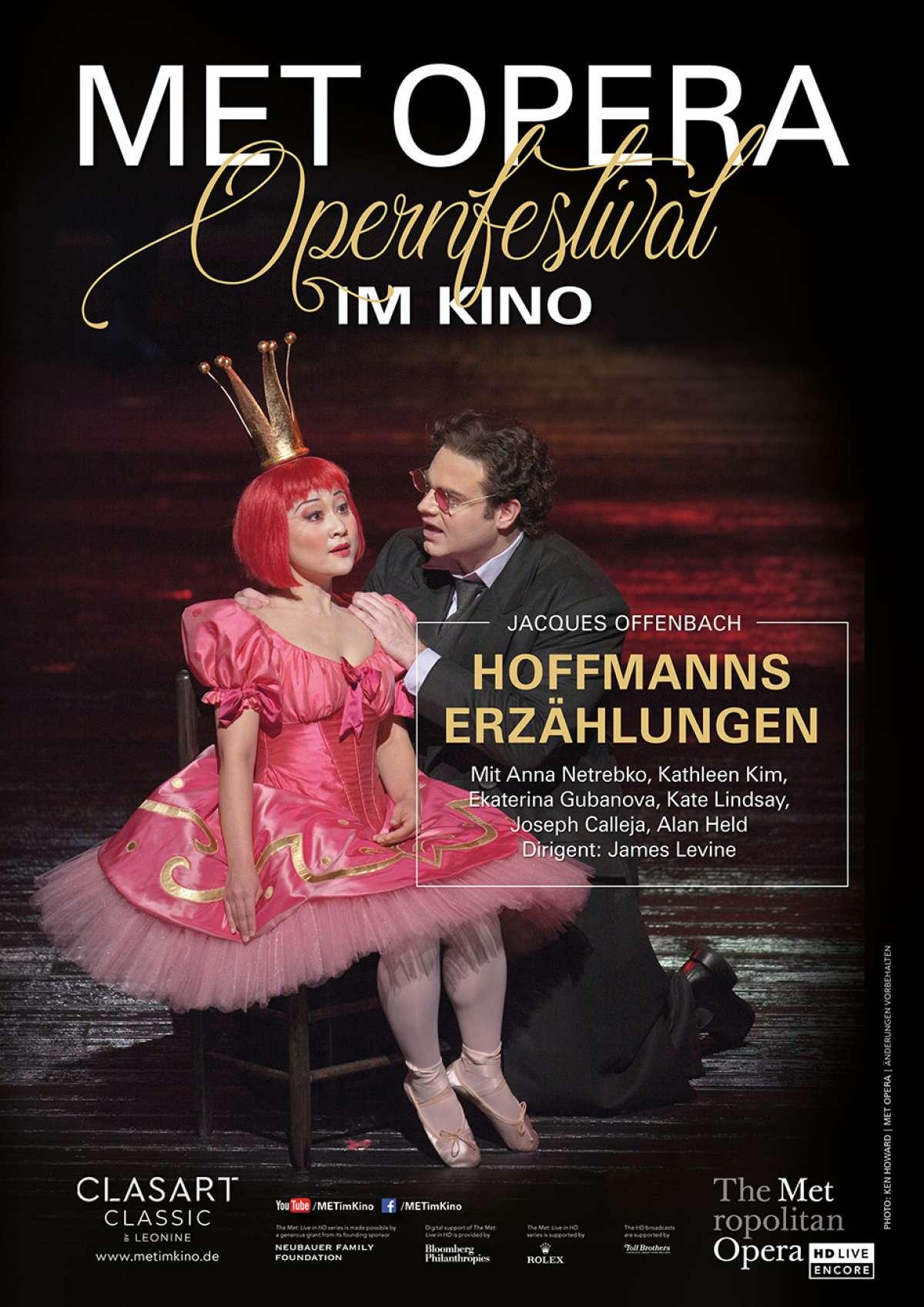 MET Opera: Hoffmanns Erzählungen (Offenbach) (2009)