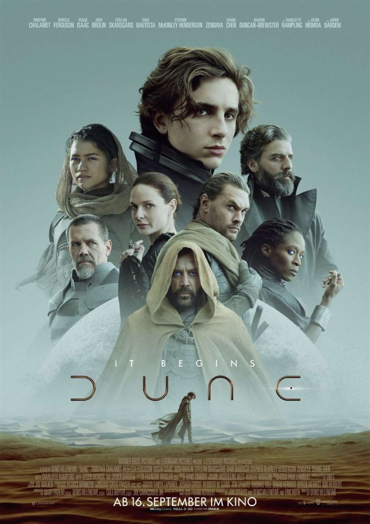 Dune - Preview 3D