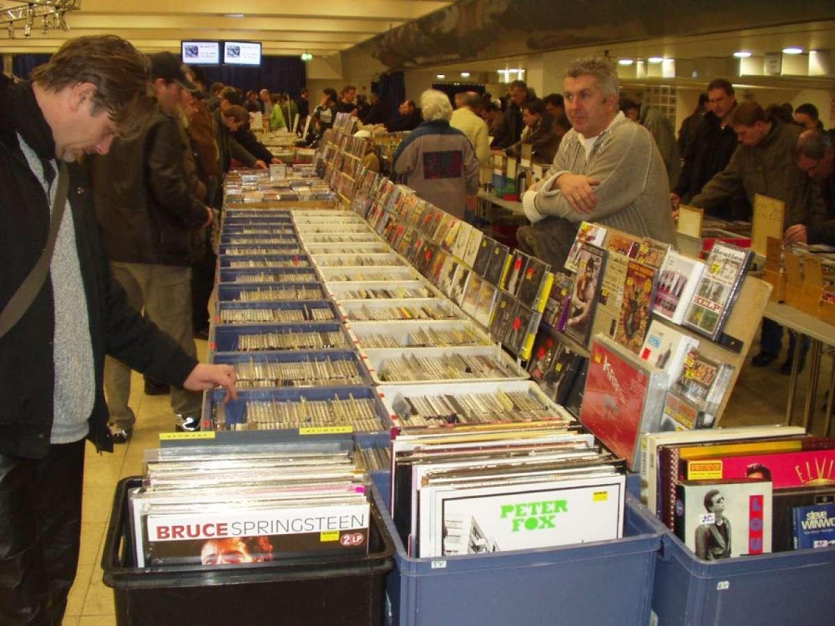 Paderborner Schallplattenbörse