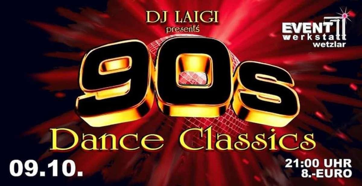 DJ Laigi Presents die 90er Dance Classics