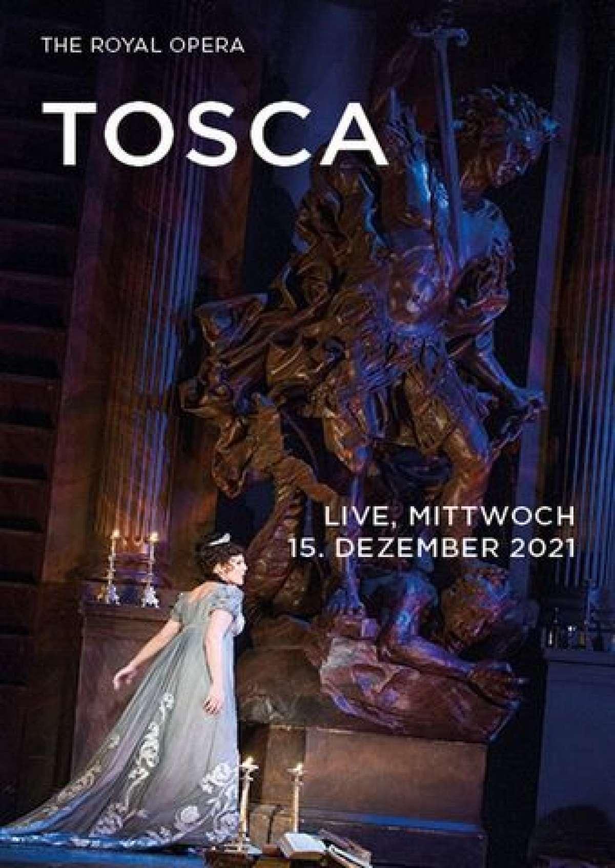 Royal Opera House: Tosca