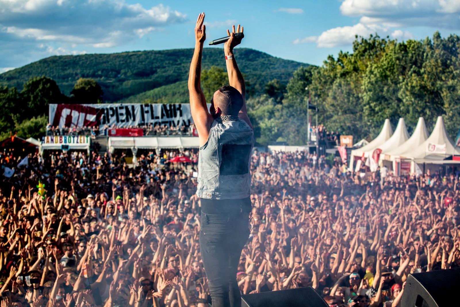 Open Flair Festival 2019 - Muff Potter, - Werdchen - Eschwege