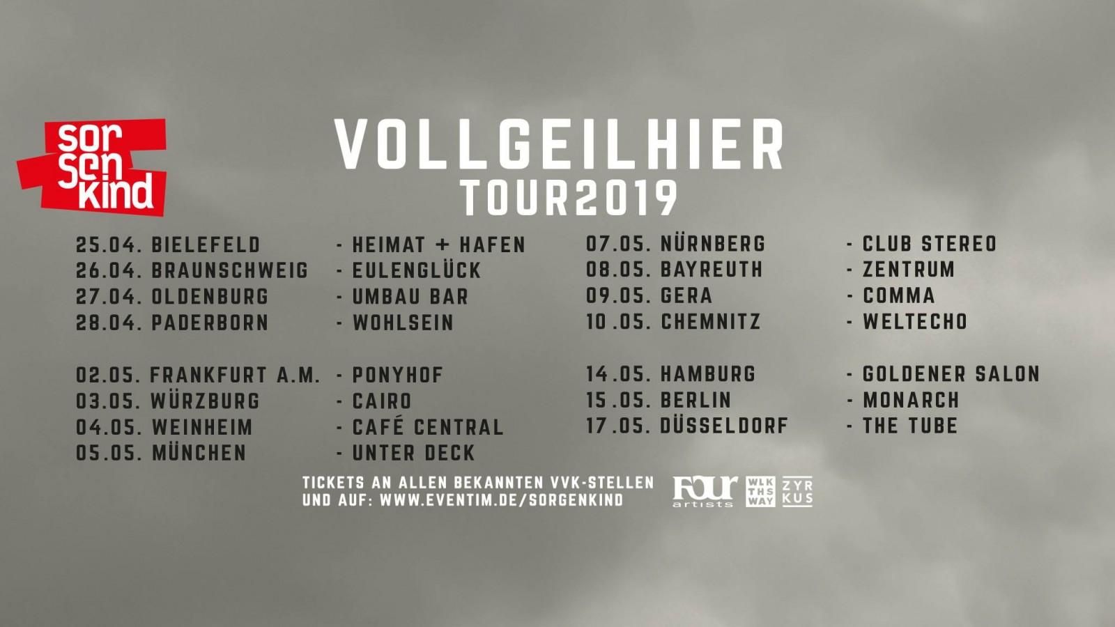 Veranstaltungen & Events am »Sonntag, 28. April 2019« in deiner Nähe...