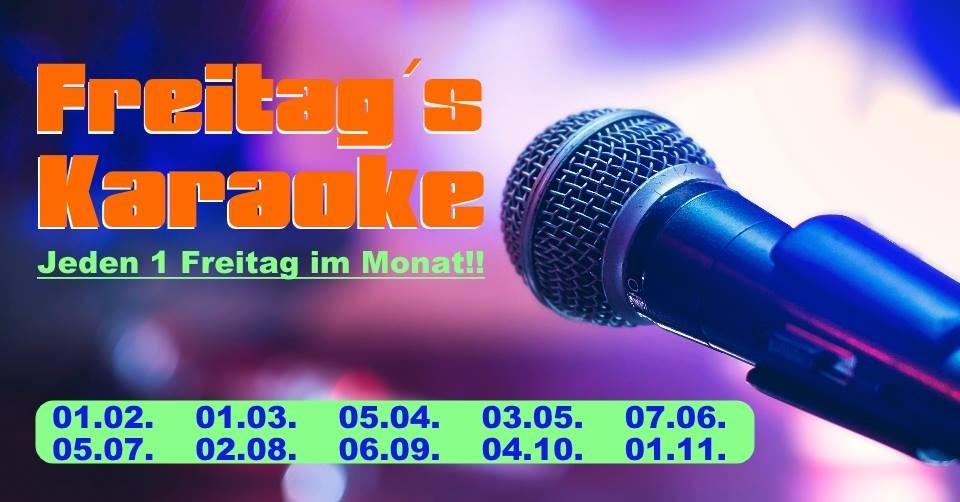Veranstaltungen & Events Kategorie »Karaoke« in deiner Nähe...