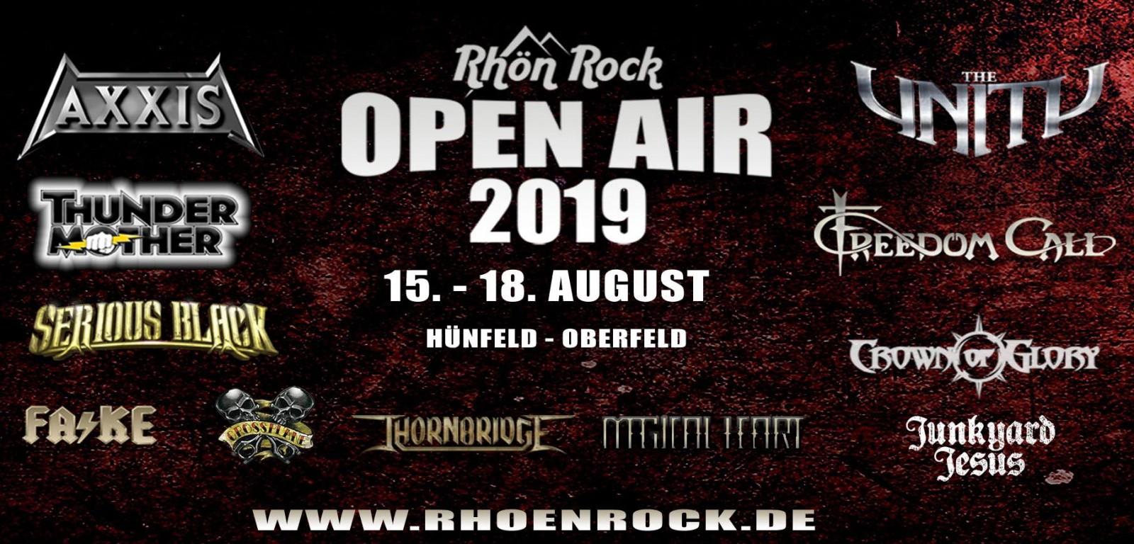 Veranstaltungen & Events am »Sonntag, 18. August 2019« in deiner Nähe...