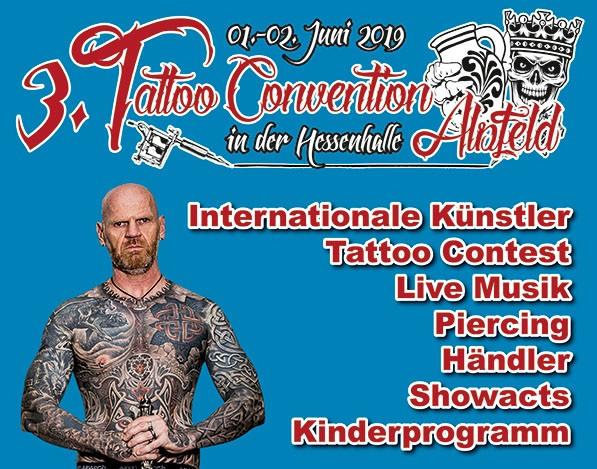 Veranstaltungen & Events am »Sonntag, 02. Juni 2019« in deiner Nähe...