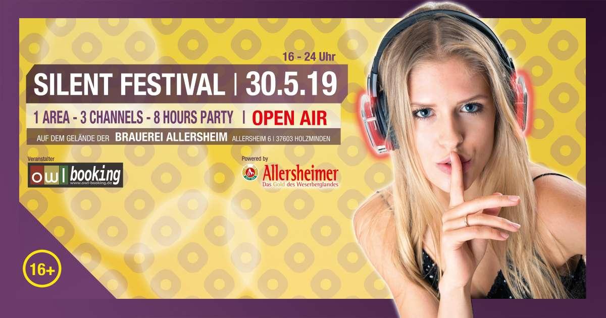 Allersheimer Silent Festival - Diverse - Brauerei Allersheim - Holzminden