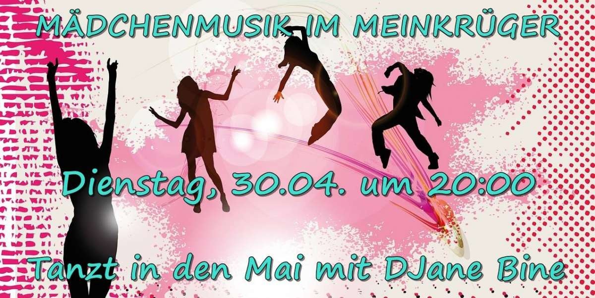 Ww-Terminator: Mädchenmusik - DJane Bine - Meinkrüger - Paderborn