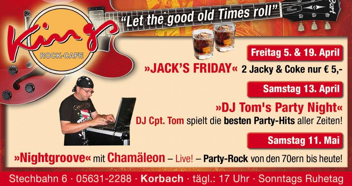 Ww-Terminator: Jack's Friday - Kings - Korbach