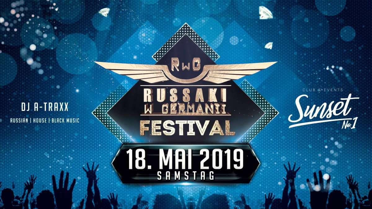Veranstaltungen & Events am »Samstag, 18. Mai 2019« in deiner Nähe...
