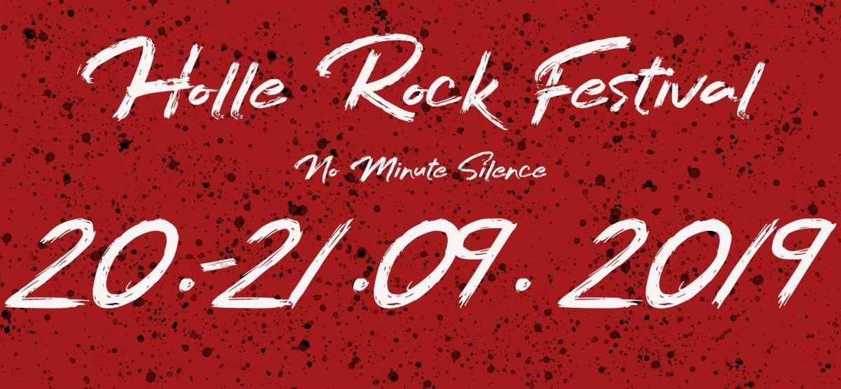 Holle Rock Festival - No Minute Silence - Montreal, Low Field, Schmuddelkatz, Rhinosaurs, Deadmans Redemption, The Screwed-Up - Jugendzentrum Freibadgelände - Hessisch Lichtenau