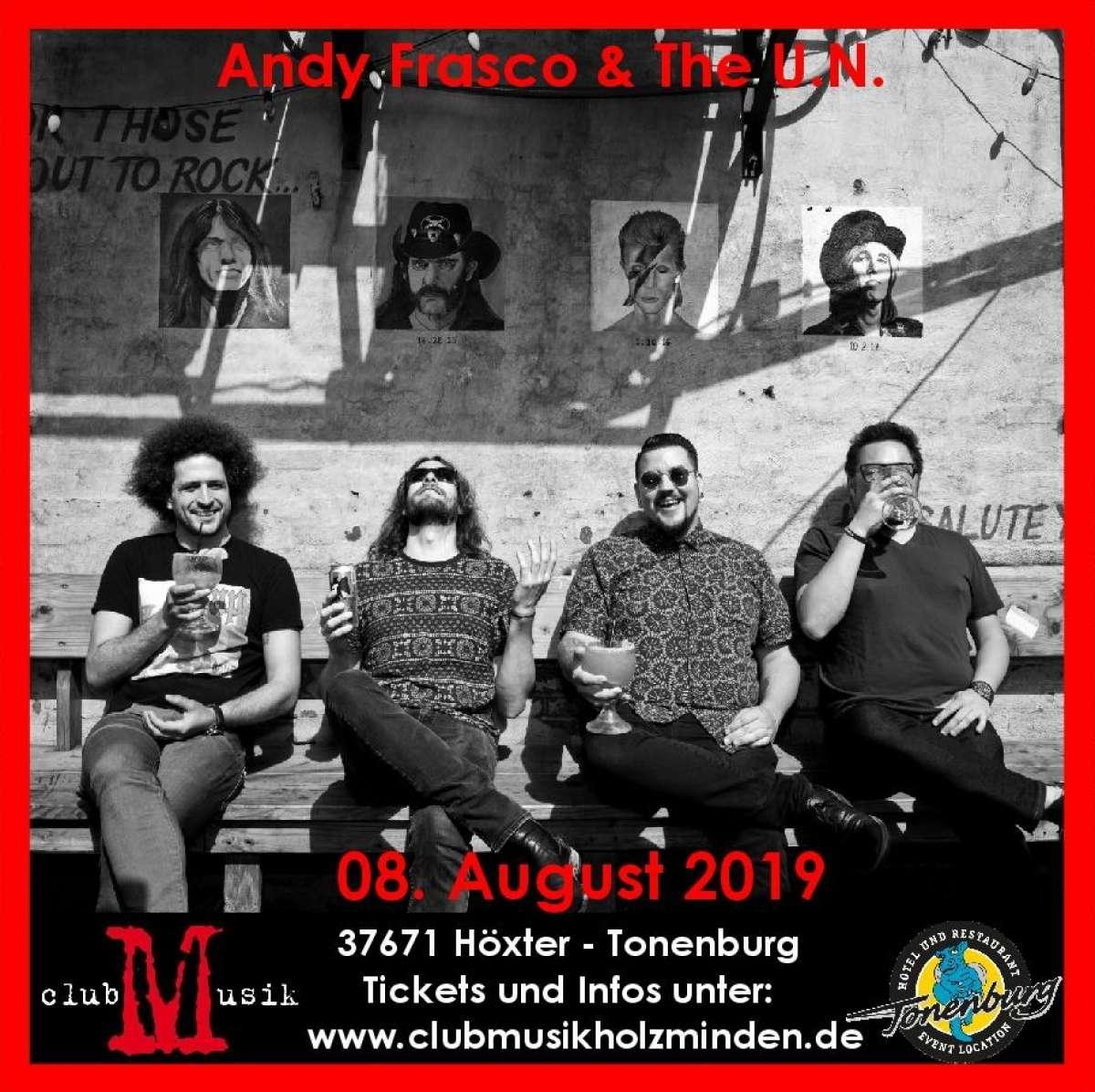 Veranstaltungen & Events am »Donnerstag, 08. August 2019« in deiner Nähe...