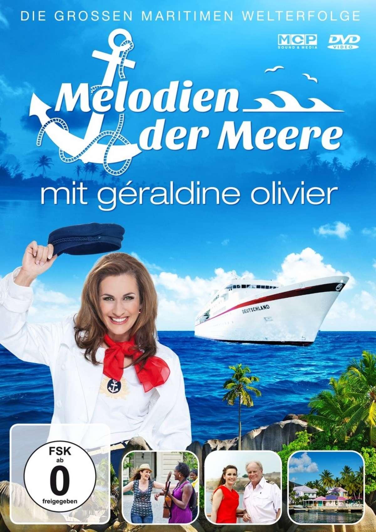 Meeresmelodien und Shanties mit Géraldine Olivier in Homberg (Efze)