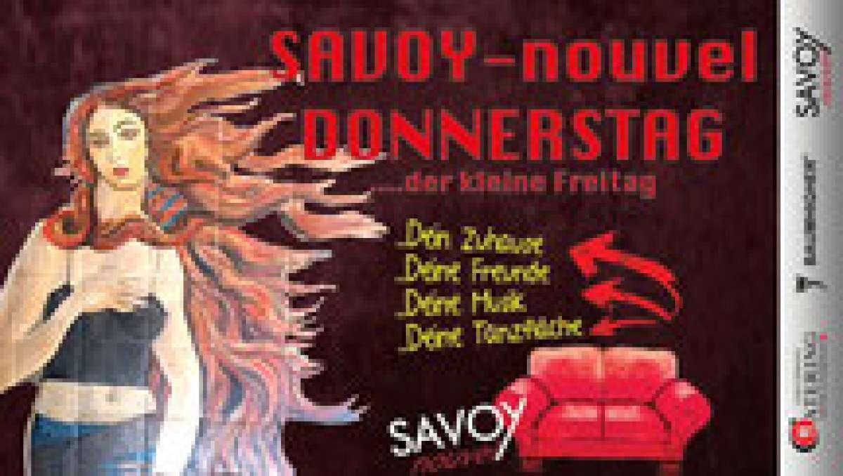 SAVOY-Donnerstag - Savoy-nouvel - Schauenburg