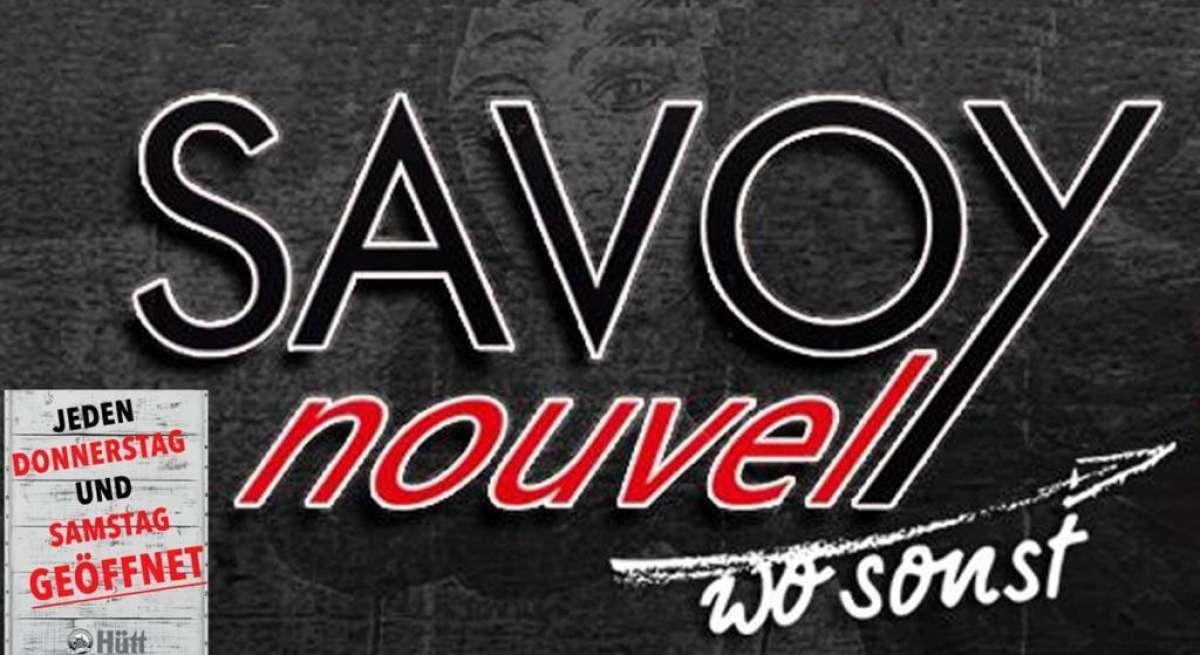 Savoy-Samstag - Savoy-nouvel - Schauenburg