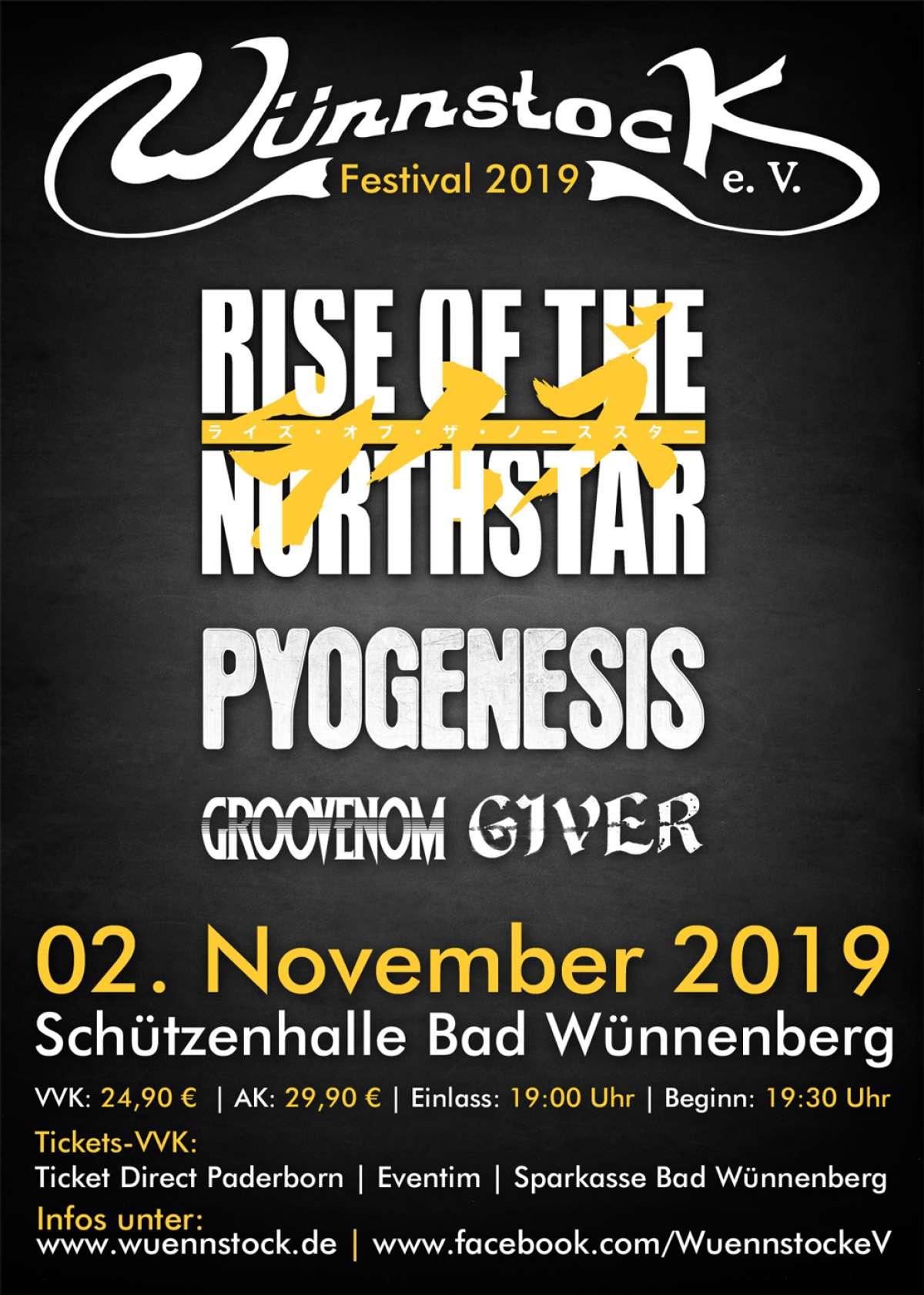 Veranstaltungen & Events am »Samstag, 02. November 2019« in deiner Nähe...