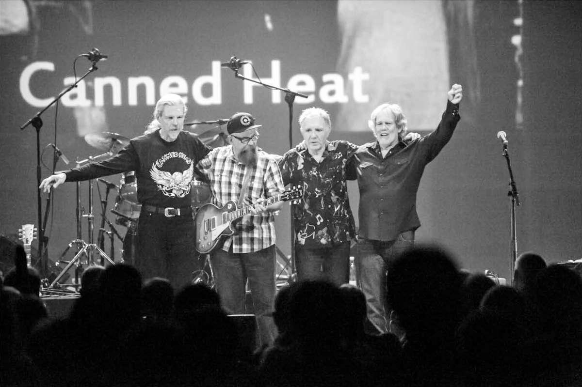 Canned Heat, Big Daddy Wilson und Vanja Sky in Bad Sooden-Allendorf!