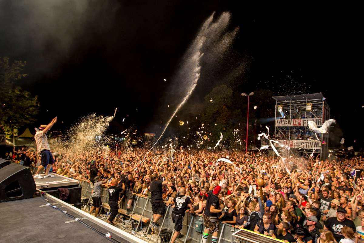 Open Flair Festival 2020 - die ersten Bestätigungen!