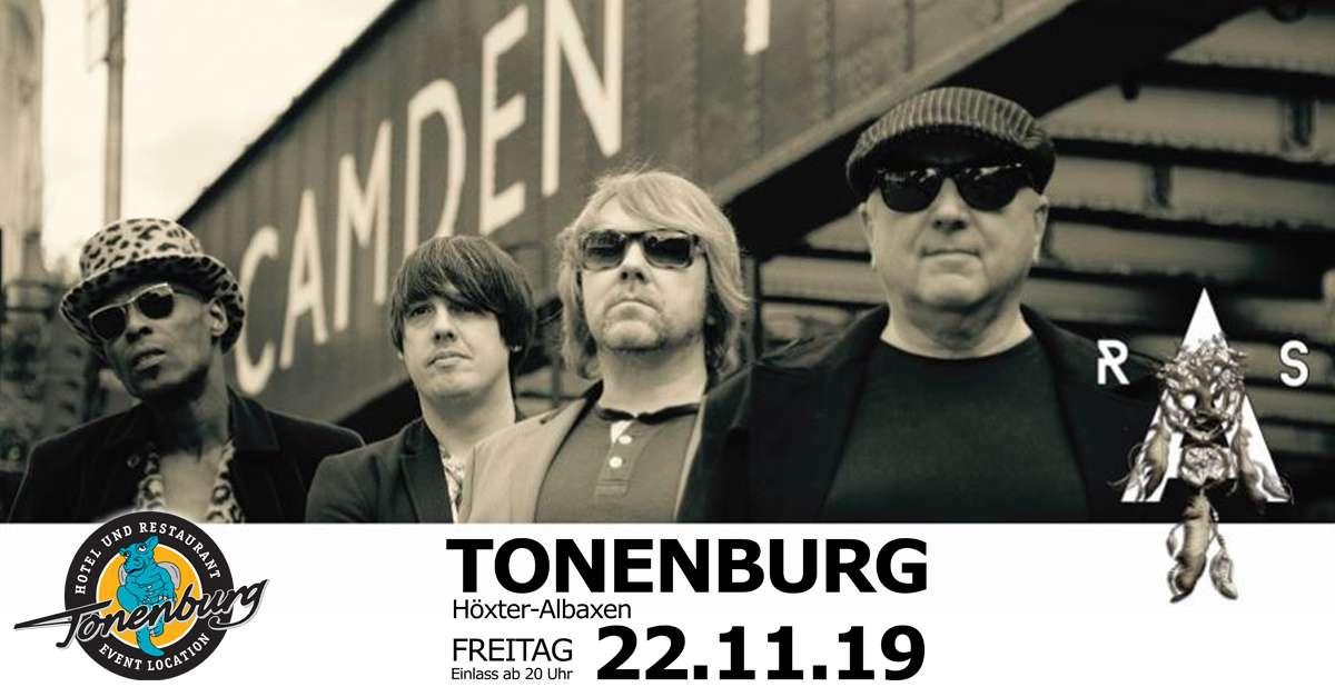 Zweitakter- und Youngtimer Treffen - Tonenburg - Höxter