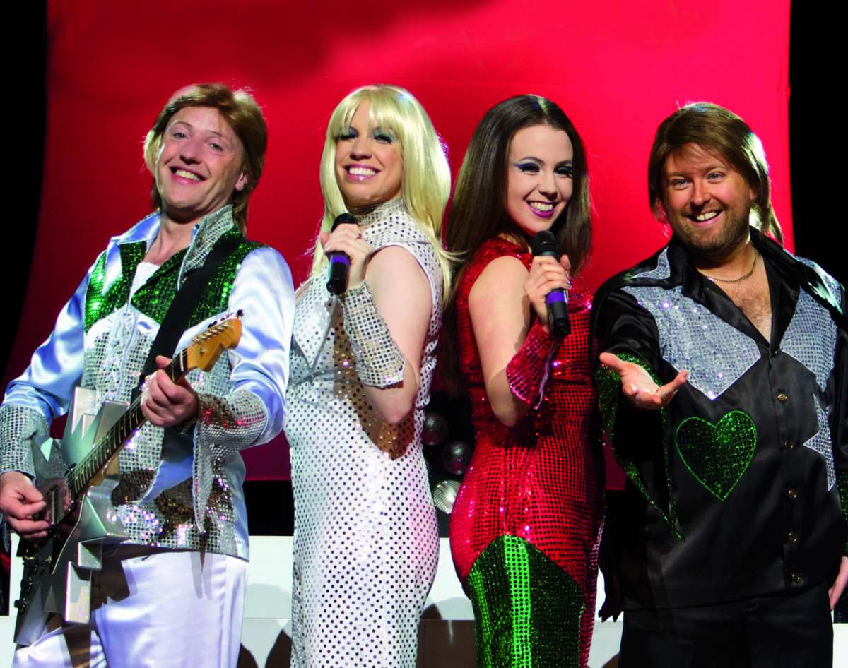 ABBA Gold - Knowing You – Knowing Me-Tour 2019