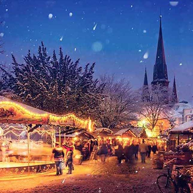 Adventsmarkt in Wetzlar - Schillerplatz  - Wetzlar